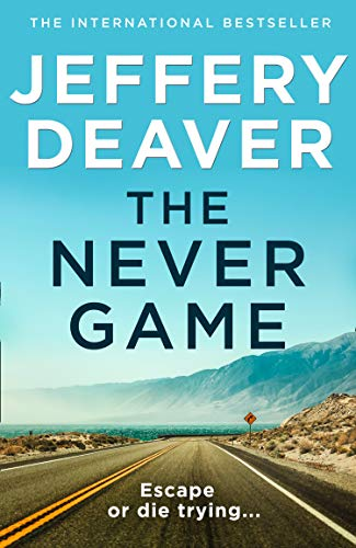 Jeffery Deaver 24th May 2019